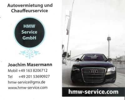 HMW Service GmbH